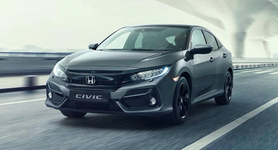 El Honda Civic 2020 para Europa