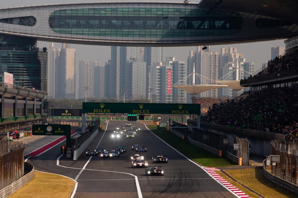 4 Horas de Shanghai: Rebellion cortó la hegemonía de Toyota