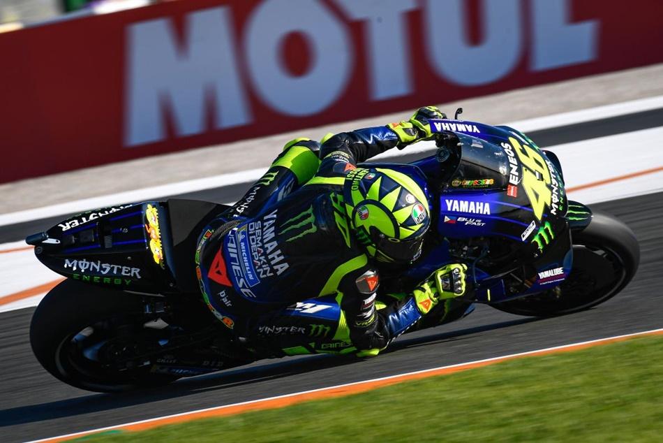 "Valentino Rossi: ""Hemos cometido algunos errores"""