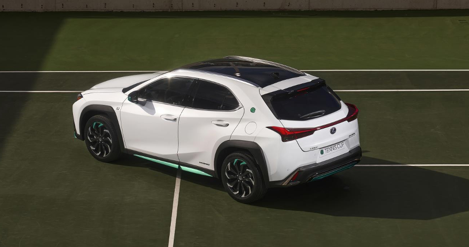 Lexus UX 250h 'Tennis Cup' Edition