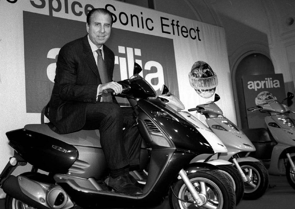Breve reseña histórica de la marca de motos italiana Aprilia