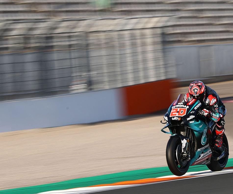 """Fabio Quartararo: """"Yamaha está haciendo las cosas bien"""""""