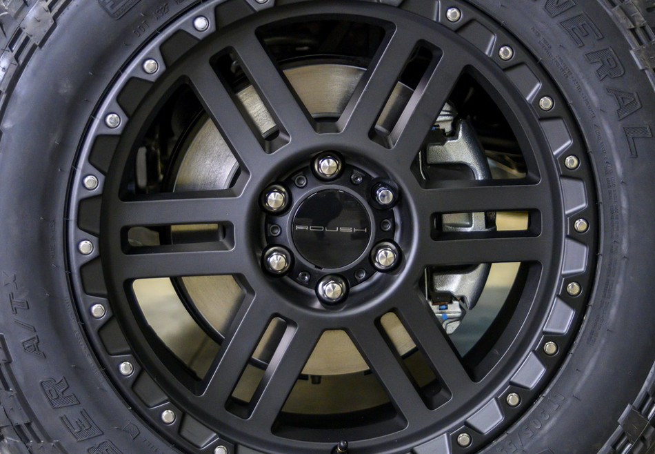 Presentado el nuevo Roush basado en el F-150 de Ford
