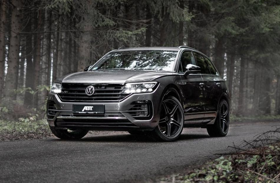 El Volkswagen Touareg de ABT