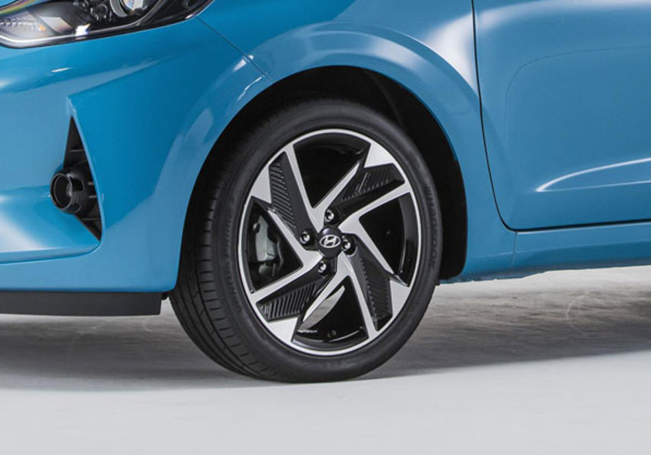 Hyundai presentó su nuevo modelo i10