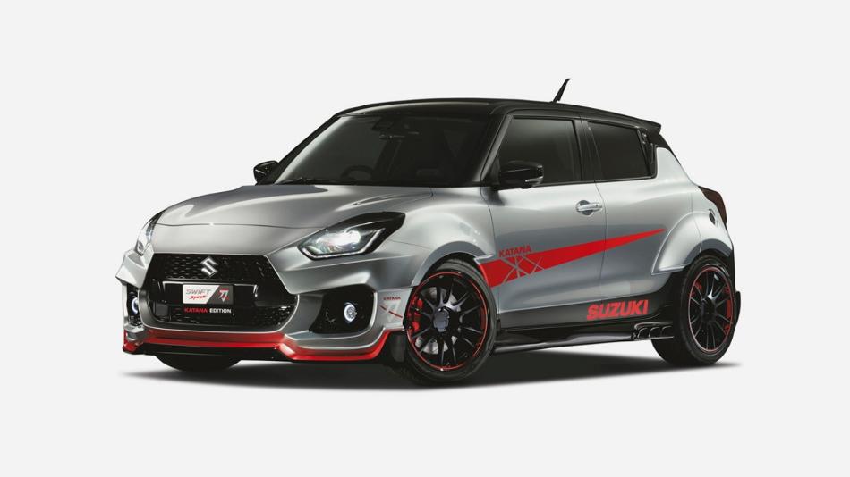 Suzuki presentará en Tokio otros tres modelos interesantes