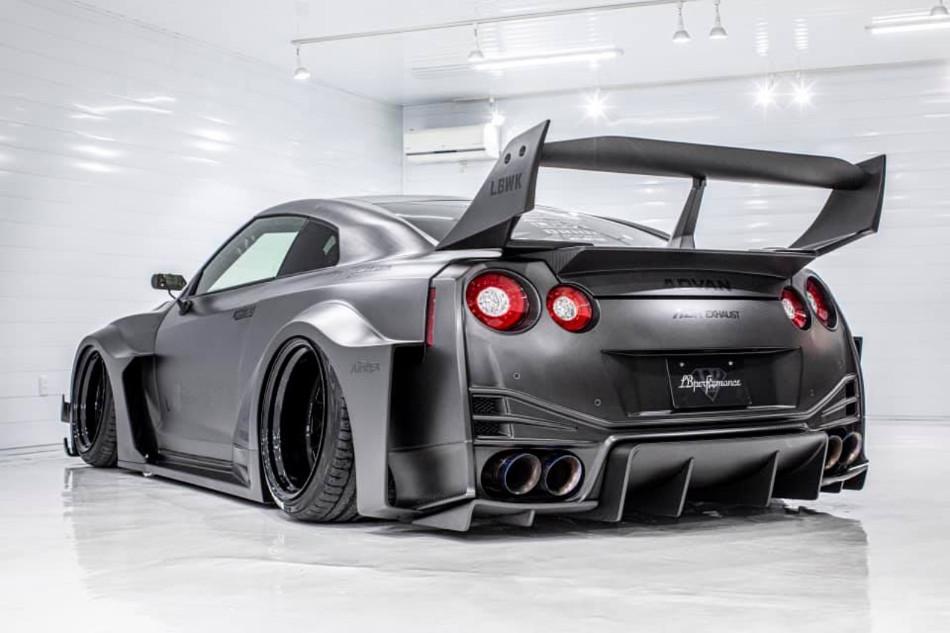 Nissan GT-R LB-ER34