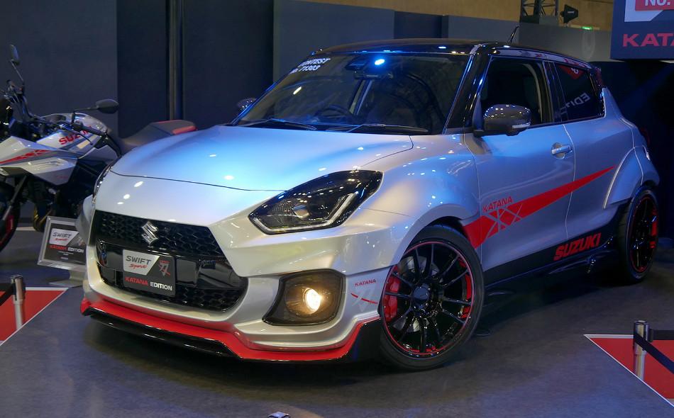 Nuevo Swift Sport Katana Edition 2020