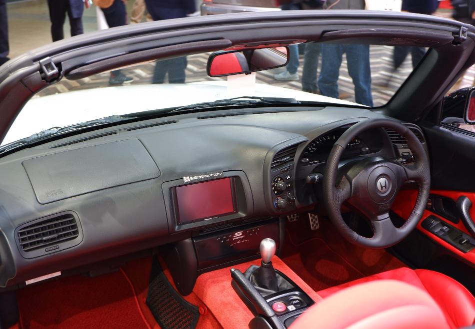 Honda S2000 mejorado