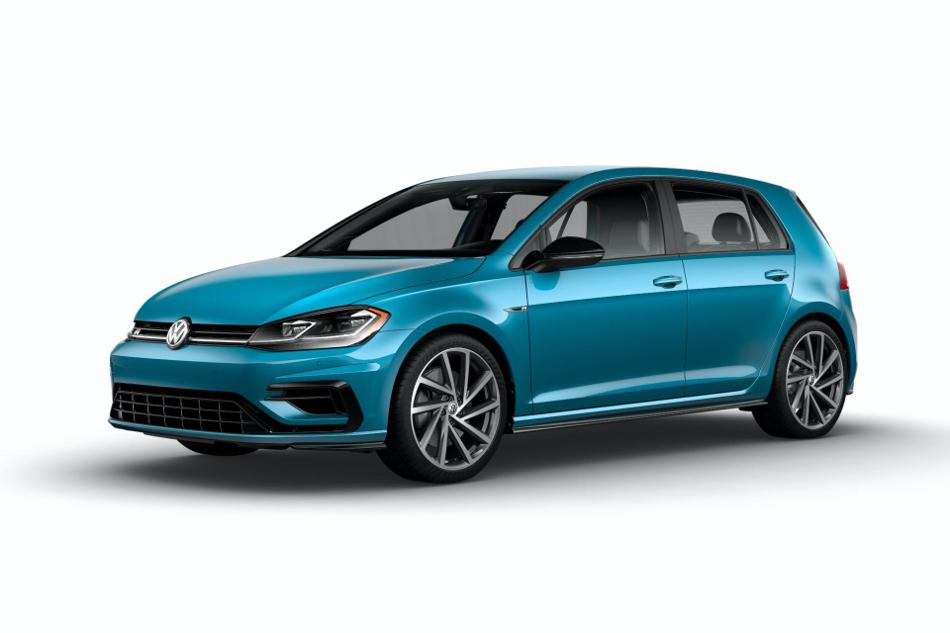 Volkswagen lanza edición final para el Golf R MK7