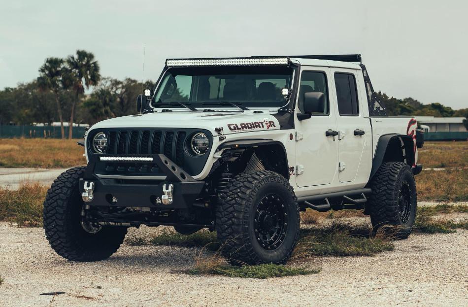 Jeep Gladiator Hellcat 2020
