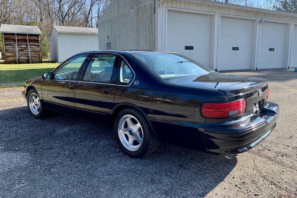 Chevy Impala SS 1996 a la venta