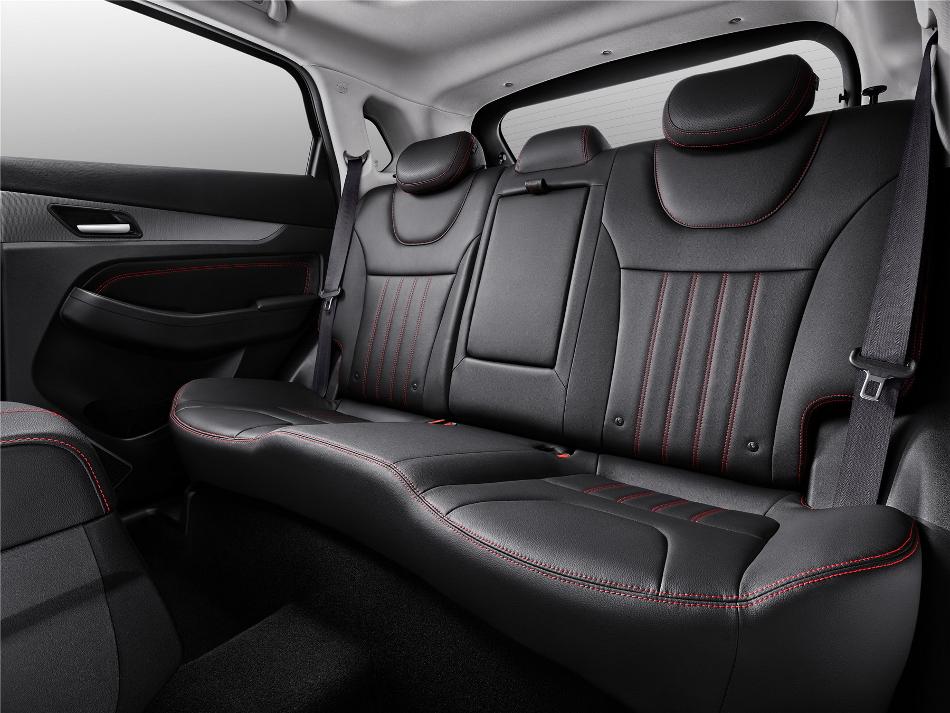 Llega el nuevo SUV Baic X55