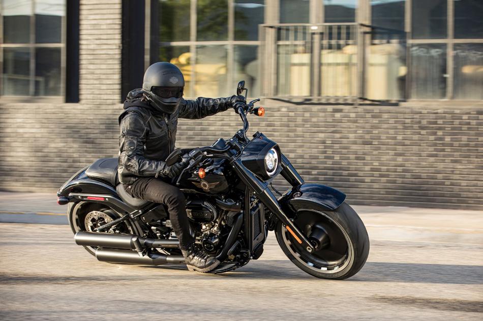 Harley-Davidson presenta la Fat Boy edición conmemorativa