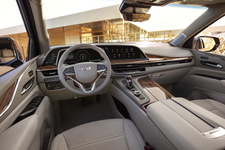 Cadillac Escalade 2021 más elegante que nunca