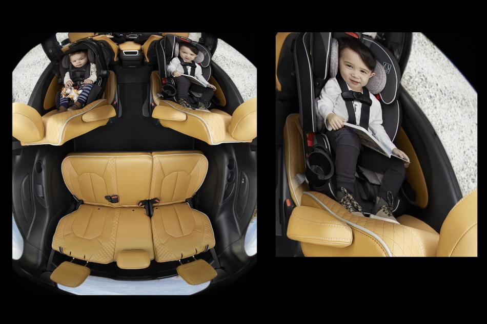 Chrysler presentó la nueva Pacifica 2021