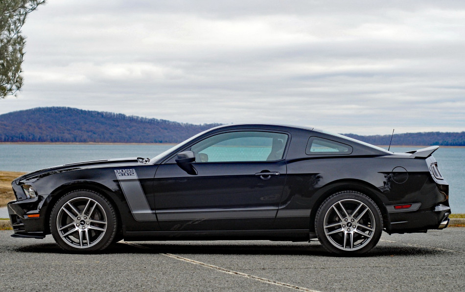 Ford Mustang Boss 302 Laguna Seca 2013 a la venta
