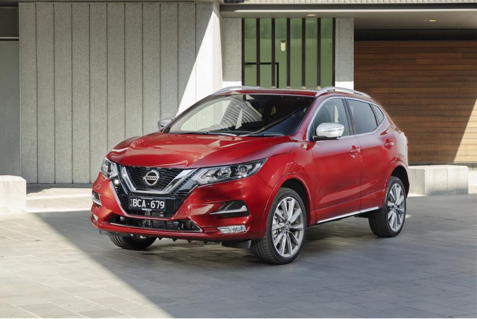 Nuevos Nissan Pathfinder N-Trek y Qashqai N-Sport