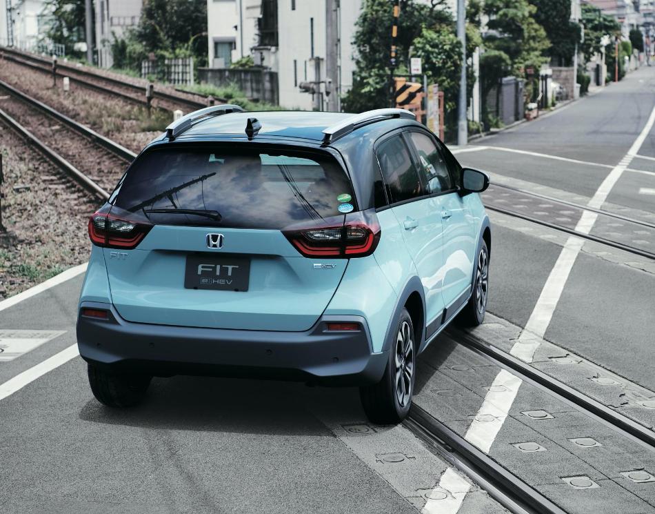 Honda comienza las ventas del Fit en Japón