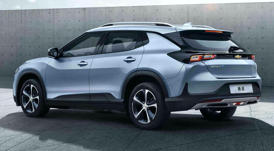 Llega el nuevo Chevrolet Menlo a China