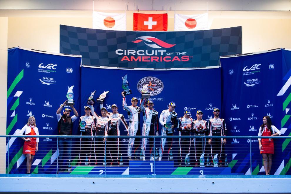 Pechito López lidera el Mundial de Endurance
