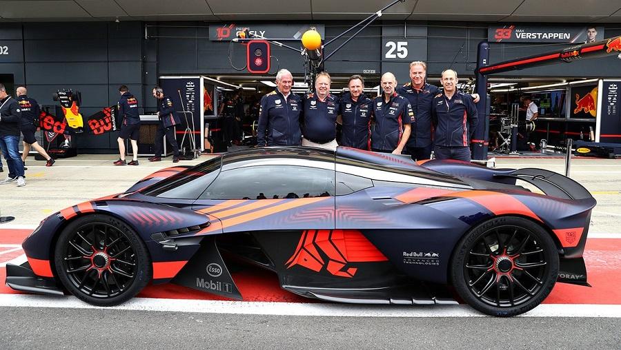 Aston Martin niega que la F1 haya influido en el proyecto Valkyrie