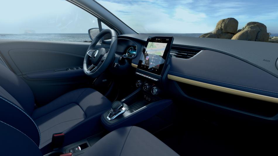Nuevo Renault Zoe edición Riviera