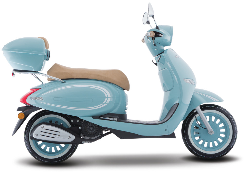 Italika presentó la Vitalia 150