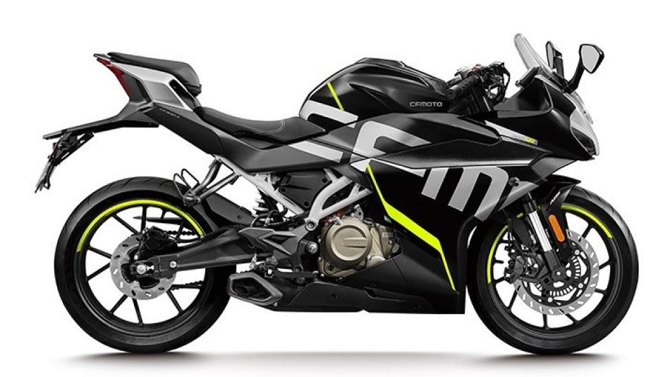 Conoce la nueva CF Moto 300SR