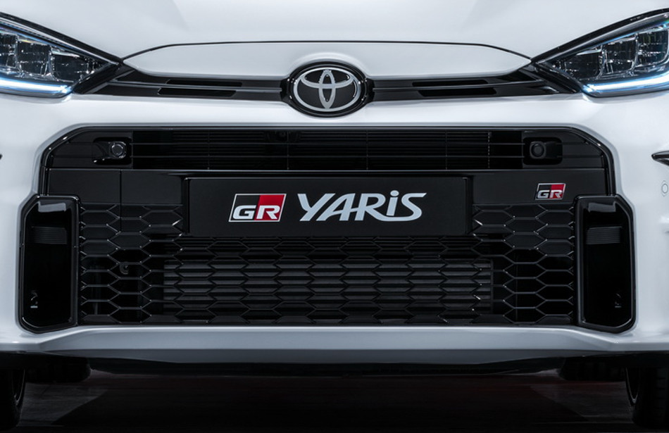 Toyota presenta el GR Yaris 2020