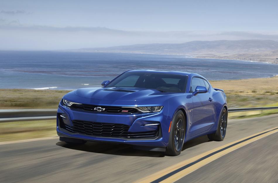 Se renueva el Chevrolet Camaro para 2021