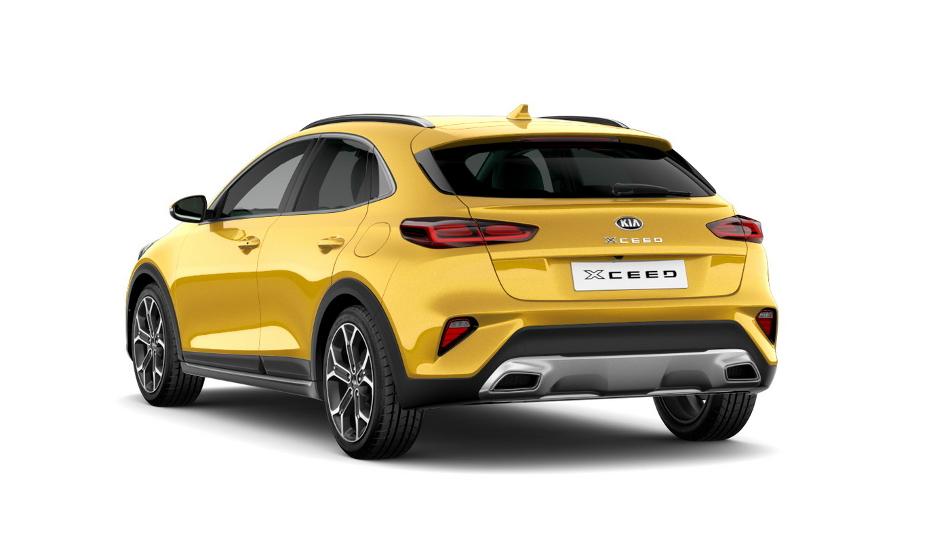 Llega a Reino Unido el Kia XCeed Edition 2020