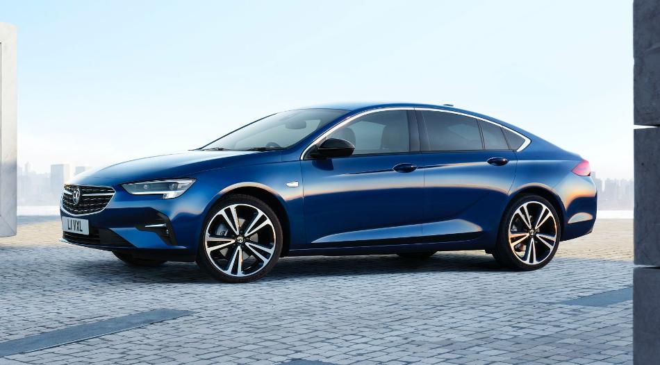 Se renueva el Vauxhall Insignia para Reino Unido