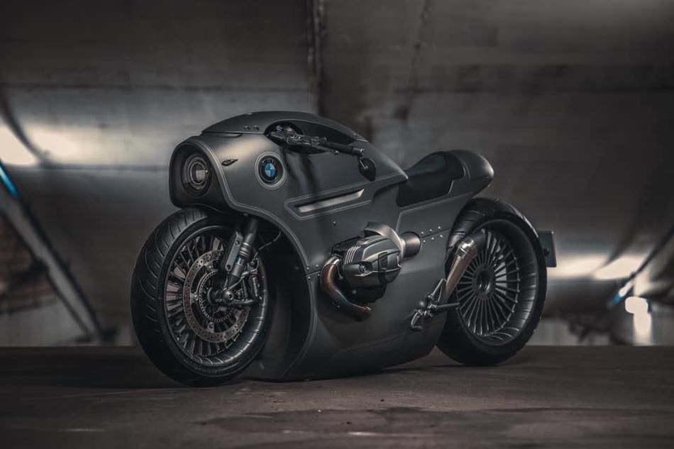 La BMW R NineT de Zillers Garage