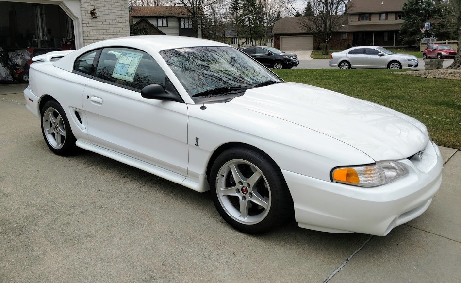 Mustang SVT Cobra R sale a la venta