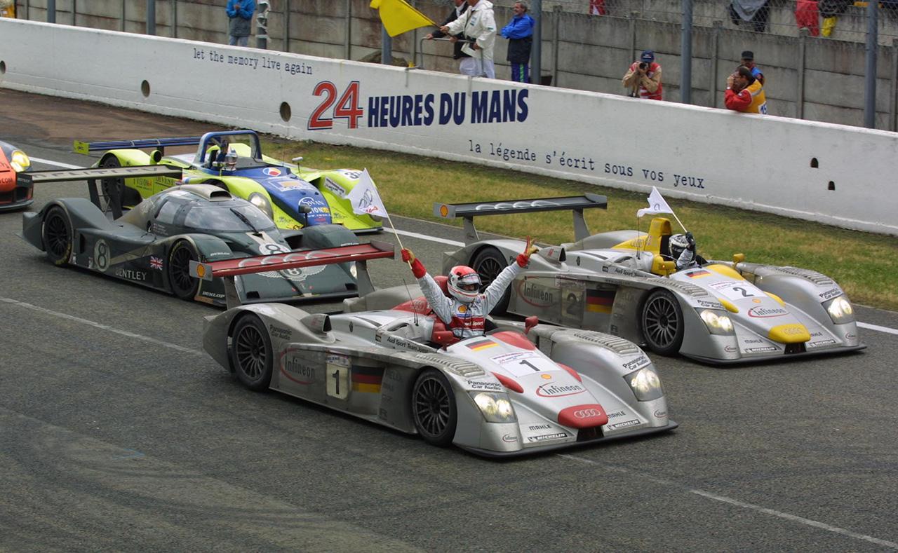 Las 24 Horas de Le Mans 2000 - 2005: el inicio de la supremacía de Audi y de Tom Kristensen