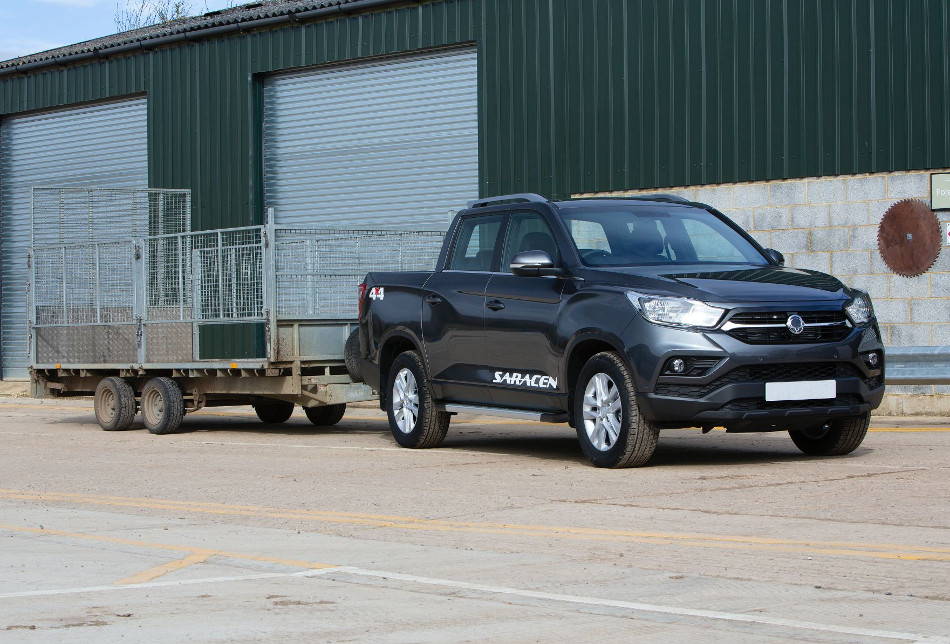 SsangYong Musso 2021