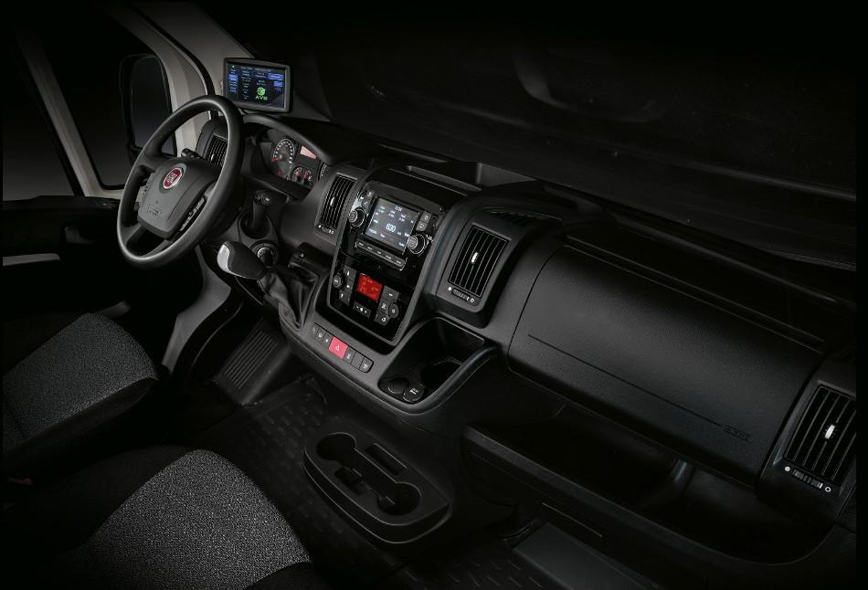 Fiat presentó la E-Ducato 2021