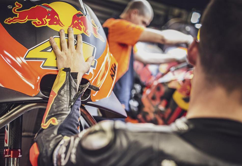 KTM confirma la oferta de Honda a Pol Espargaró