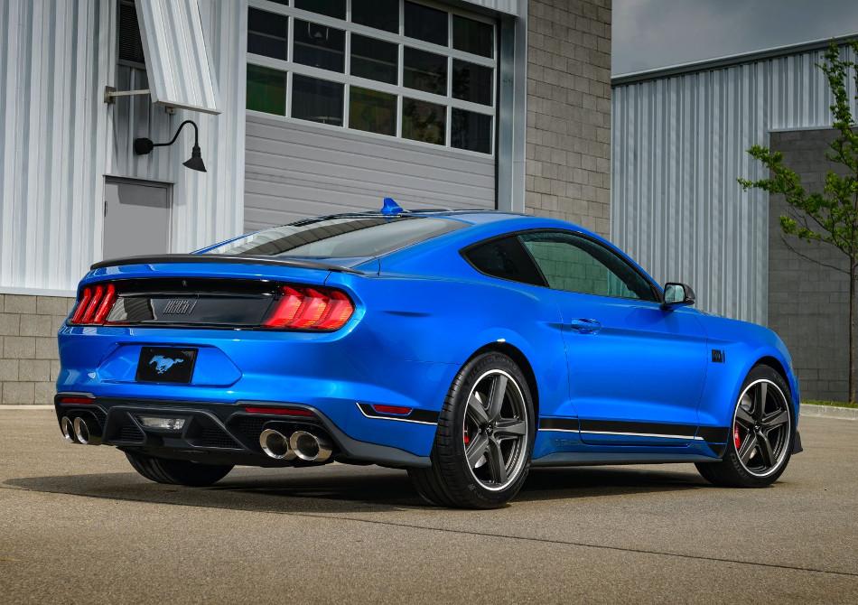 Mustang Mach 1 2021