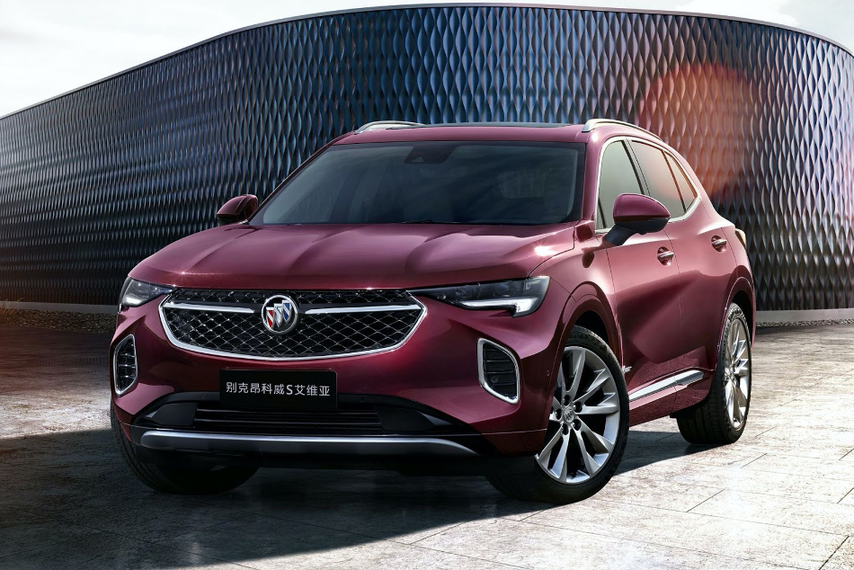 Buick estrena el Envision S 2021 en China