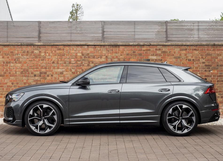 Conozca el Audi RS Q8 2020 by Romans International