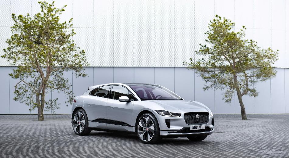 Se actualiza el Jaguar I-Pace para 2021