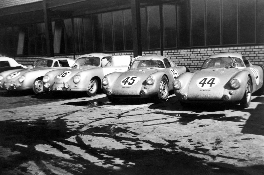 Las 24 Horas de Le Mans: Su Majestad Porsche (parte I)