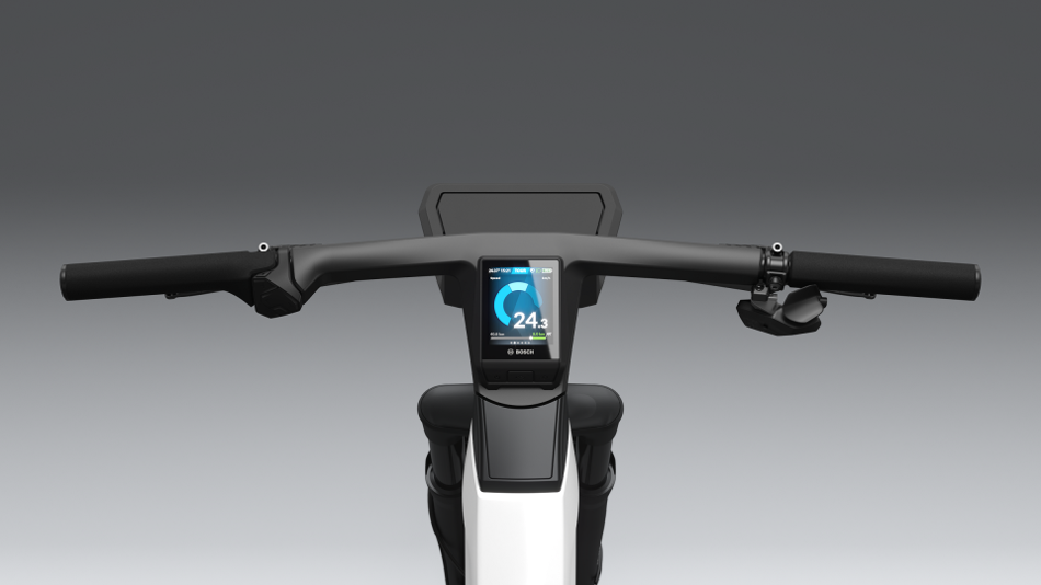 Bosch presenta su nueva eBike Design Vision