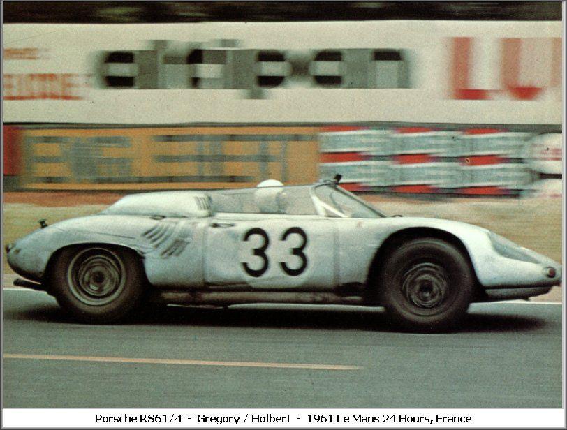 Las 24 Horas de Le Mans: Su Majestad Porsche (parte II)