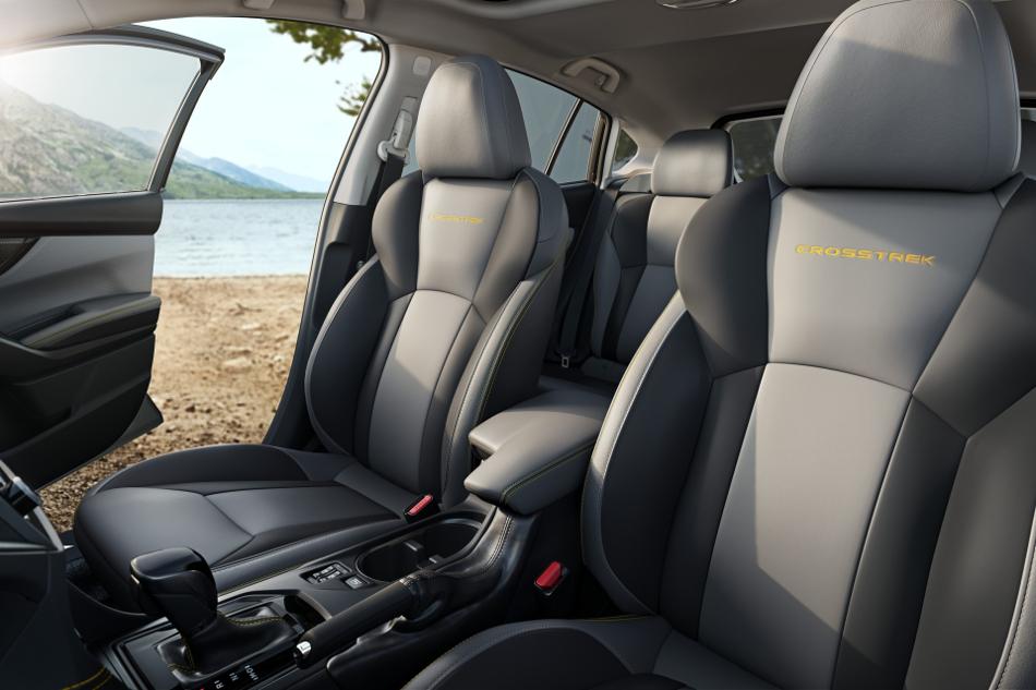 Subaru Crosstrek facelifted 2021