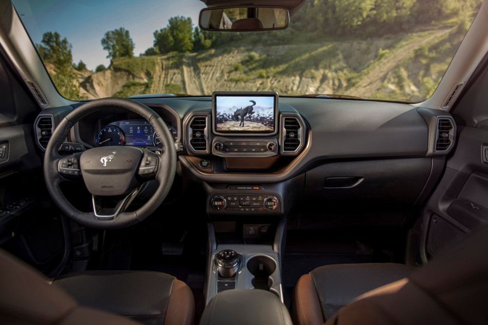 Ford Bronco Sport 2021