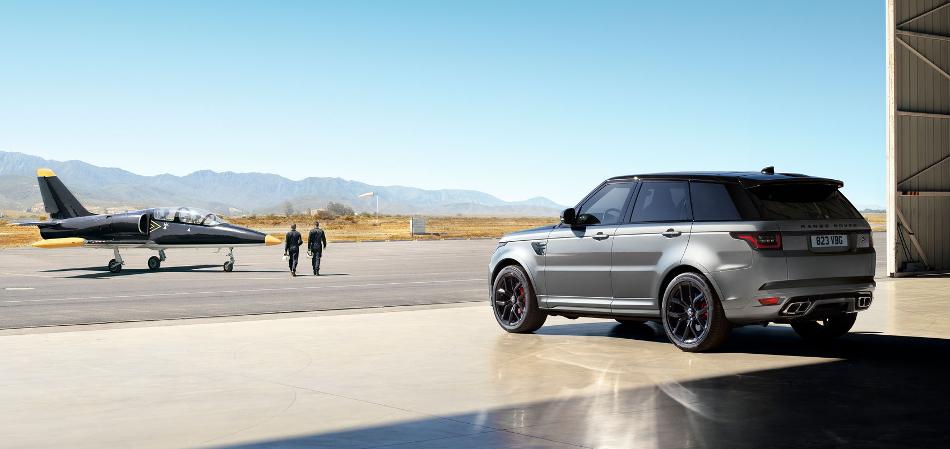 El Range Rover Sport recibe novedades