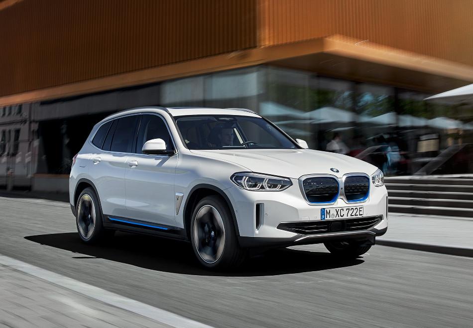 Nuevo BMW iX3